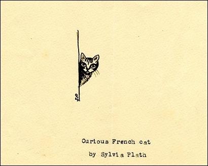 sylvia-plath-cat