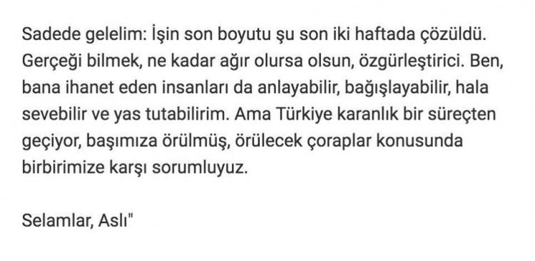 aslı erdoğan - yazı